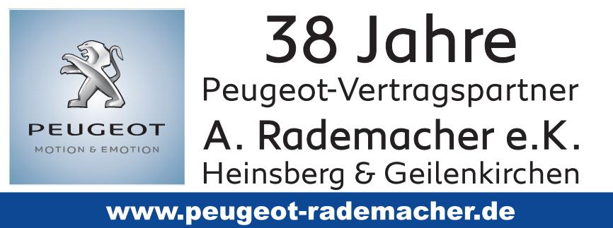 Peugeot Rademacher